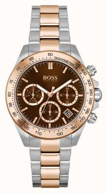 BOSS | novia sport lux | zweifarbiges Armband | 1502617