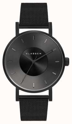 Klasse14 Volare Armband aus dunklem Metall (36 mm) VO17BK005W