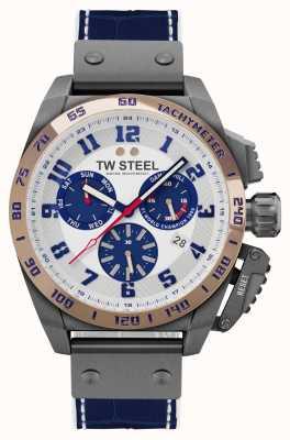 TW Steel Damon Hill Chronographenuhr in limitierter Auflage TW1018