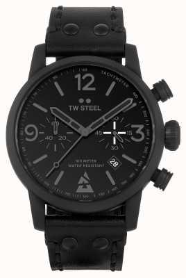 TW Steel Blast Special Edition Uhr schwarz monochrom MS99
