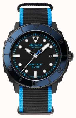 Alpina Seastrong Diver Gyre Automatik Limited Edition AL-525LBN4VG6