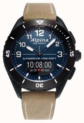 Alpina Alpinerx lebendiges hellbraunes Armband AL-284LNN5AQ6L
