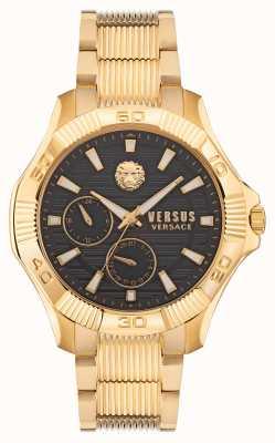 Versus Versace Versus dtla ip vergoldete Uhr VSPZT0621