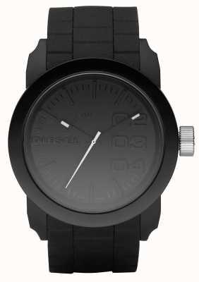 Diesel Herren-Armband-Uhr schwarzes Zifferblatt DZ1437