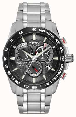 Citizen Ferngesteuerte Ewiger Kalender Chronograph AT4008-51E